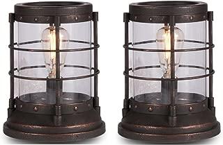 BLOSSOMZ ScentSationals Edison Nautical Wax Warmer - 2 pack (2)