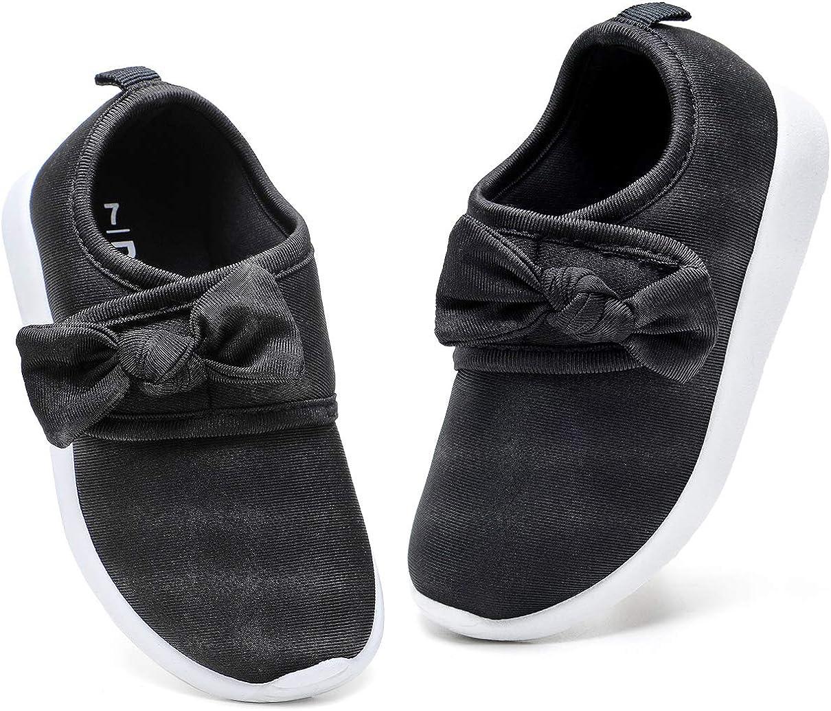 nerteo Toddler Girl Shoes Lightweight Sneakers On Kids Portland favorite Mall for Slip