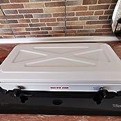 SUPER EGO SEH024800 Cocina gas portátil, Blanco, 60x10x30 cm