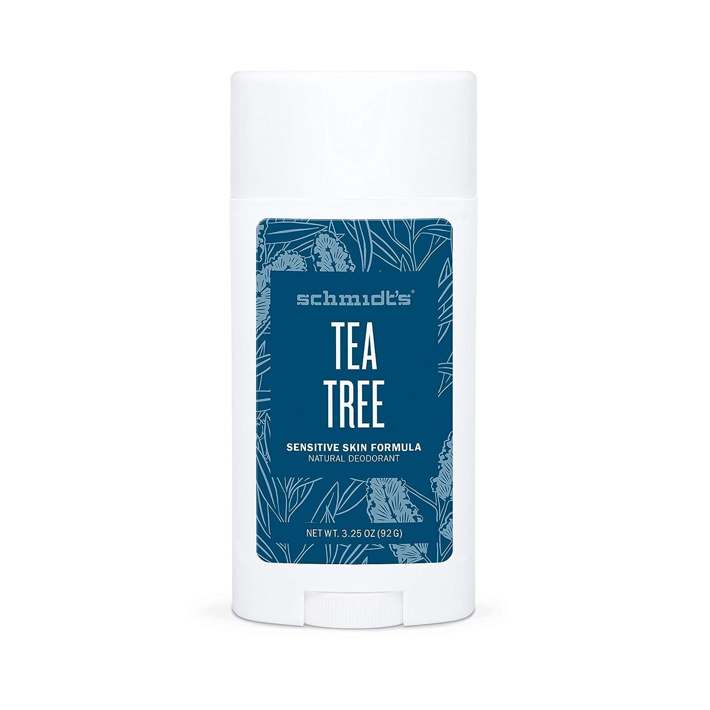 Schmidt's Aluminum Free Natural Deodorant Tea Manufacturer direct delivery for Women and mart Men
