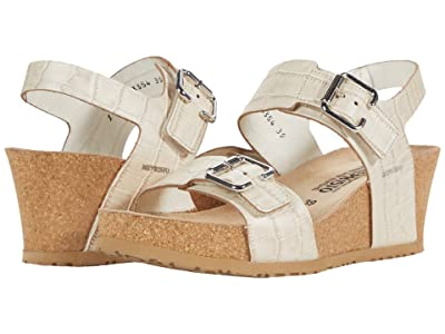 Mephisto Lissandra (Light Sand Croco) Women