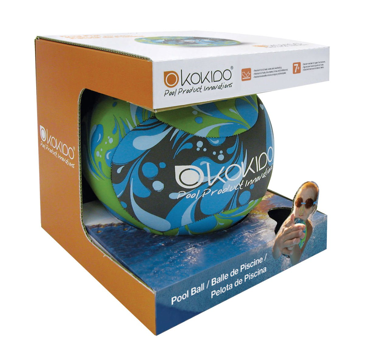 Kokido - Pelota neopreno futbol (K614CBX): Amazon.es: Juguetes y ...