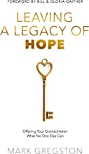 leaving a legacy of hope book