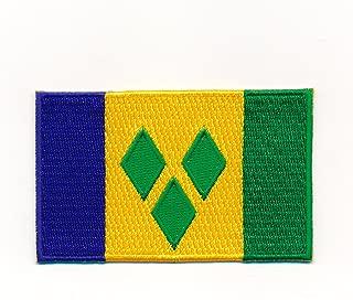 Hegibaer 1091 Mini /écusson motif drapeau de lIrlande 40 x 20 mm