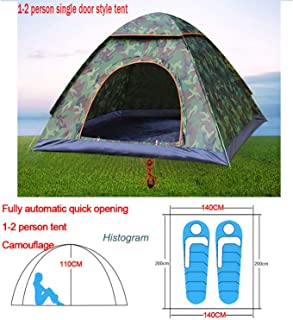 Goodforyou21 Automatic Pop-Up Outdoor Camping Tent Multiple Models Easy Open Tents Ultralight