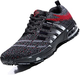Hiking Shoes for Men Trail Running Sneakers Lightweight Athletic Trekking Boots Breathable Water Shoes