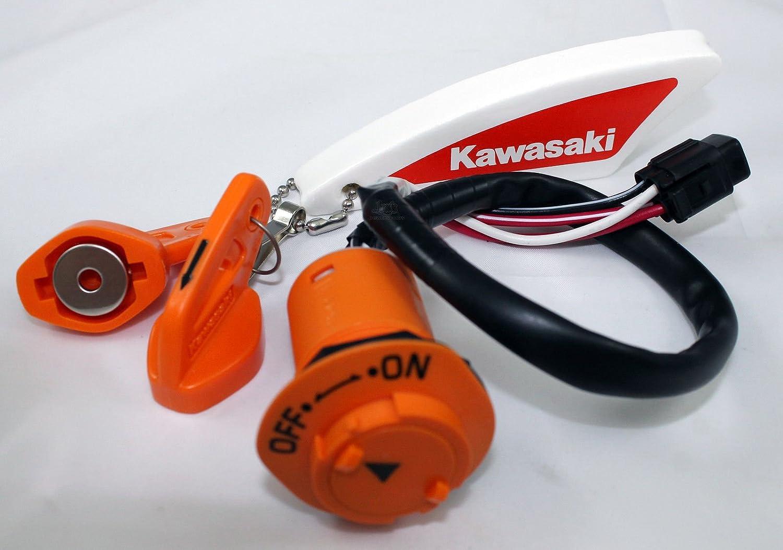New Max 70% OFF OEM Kawasaki Max 59% OFF ZXI1100 ZXI 1100 Switch Lock Ignition Key Kill