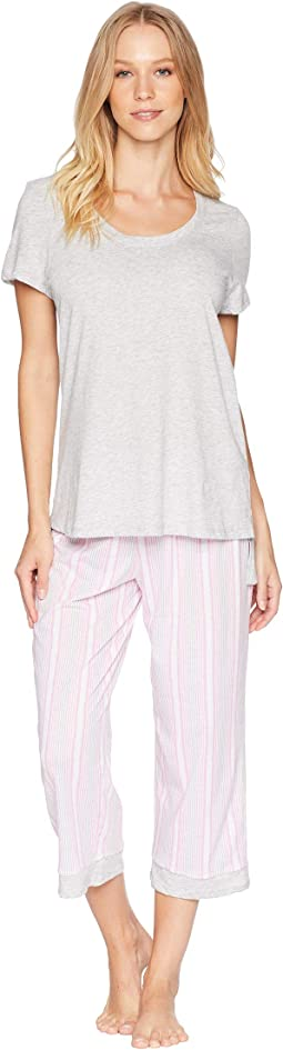 Capri Pajama Set
