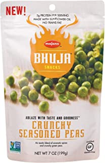Bhuja Crunchy Seasoned Pea, 7 Ounce - 6 per case.