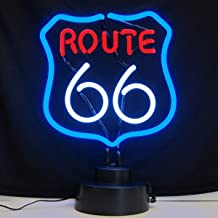 Neonetics Business Signs Route 66 Neon Sign Sculpture