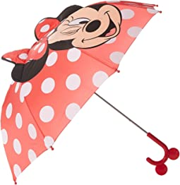 Western Chief Kids - Minnie Mouse Umbrella (Toddler/Little Kids/Big Kids)