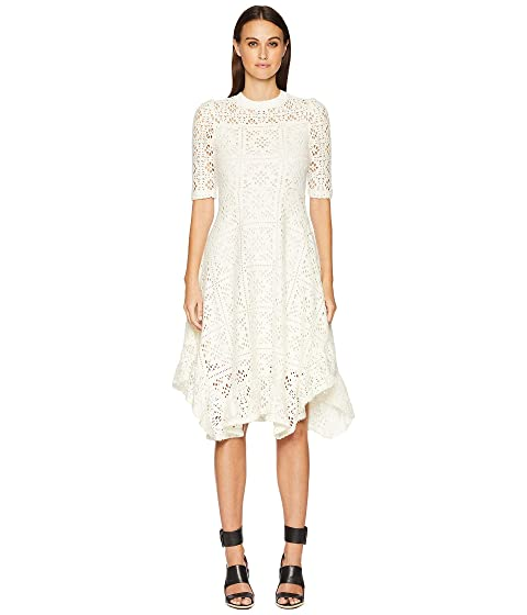 See by Chloe Lacey Jersey Midi Dress