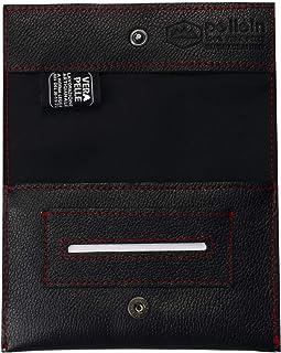 Pellein - Portatabacco in vera pelle The First - Astuccio porta tabacco, porta filtri, porta cartine e porta accendino. Ha...