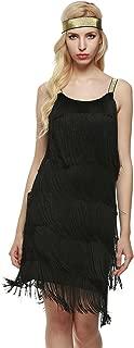 gatsby fringe dress