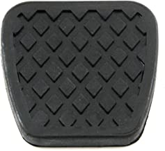 Red Hound Auto Brake Clutch Pad Cover for Compatible with Honda Pedal Rubber Replacement for Manual Transmission