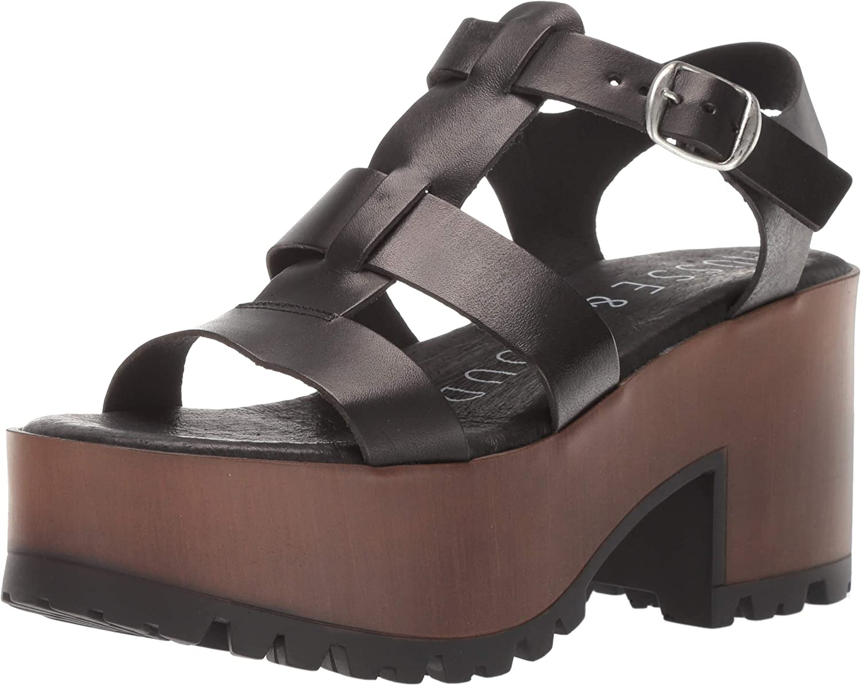 Musse & Cloud Women's Dido Heeled Sandal