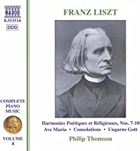 Best consolation liszt piano Reviews