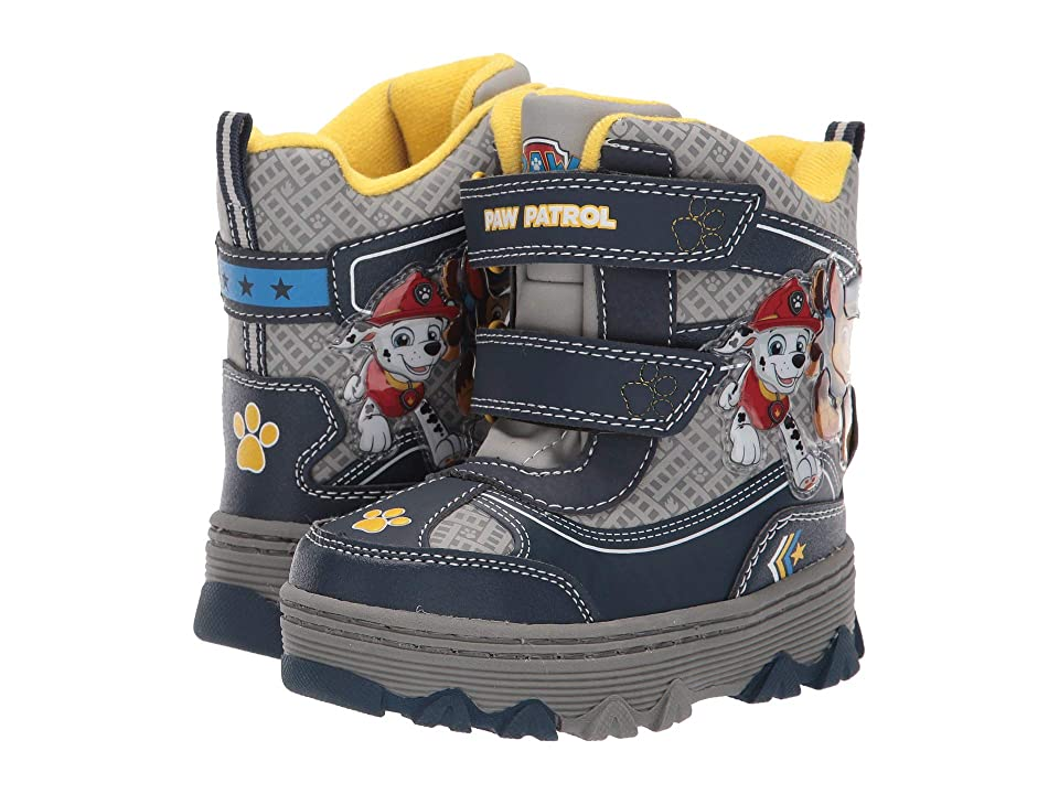 Josmo Kids Paw Patrol Snow Boots (Toddler/Little Kid) (Blue) Boys Shoes