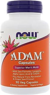 Now Foods, Adam Superior Men's Multi, 90 Veg Capsules