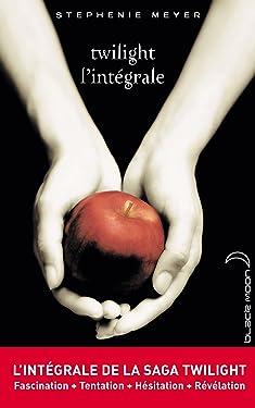 L'intégrale de la saga Twilight (Hachette romans) (French Edition)
