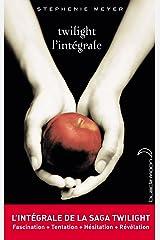 L'intégrale de la saga Twilight (Hachette romans) Format Kindle
