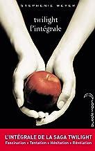 L'intégrale de la saga Twilight (Hachette romans)