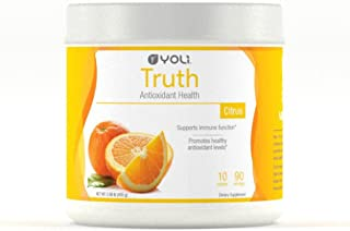 Yoli Truth - Delicious Drink Mix That Promotes Healthy Antioxidant Levels - Sugar Free (Canister - 90 Servings)