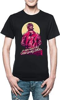 Línea Directa Miami Chaqueta Camiseta Hombre Negro