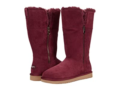 Koolaburra by UGG Aribel Tall (Zinfandel) Women