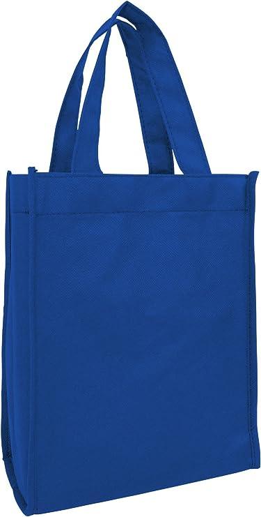 "Laminated Fashion Valentine  Reusable Sturdy Tote Bag 13¾x14¾x7/""H New!"