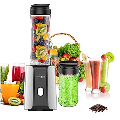 Travel Blender Personal with 300-Watt Base to E...