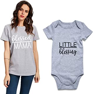 Best blessed baby mama shirt Reviews
