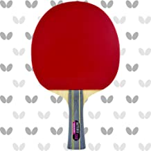 Butterfly Nakama S-10 Table Tennis Racket – ITTF Approved Butterfly Ping Pong Paddle – Wakaba Table Tennis Rubber and Thic...