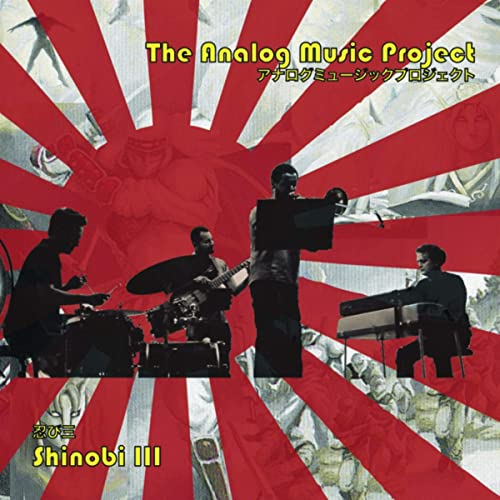 Shinobi III - Return of the Ninja Master (Original Score) de ...