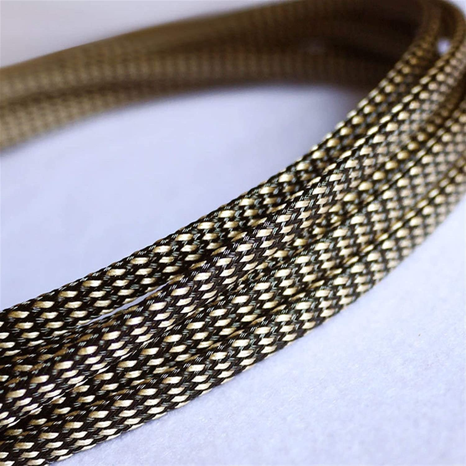 Cable Tidy Sleeves Length 1-50M discount Snakeskin 5 ☆ popular Mesh Wi