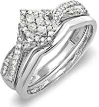 Best 1/3 carat marquise diamond Reviews