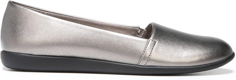 Dr Scholl, une vraie femme confortable, skor de de de ballet, bspringaaa grå.  för billigt