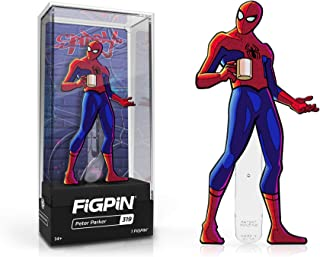 """Spiderman: Into The Spiderverse - Peter Parker 3"""" Collectors"""