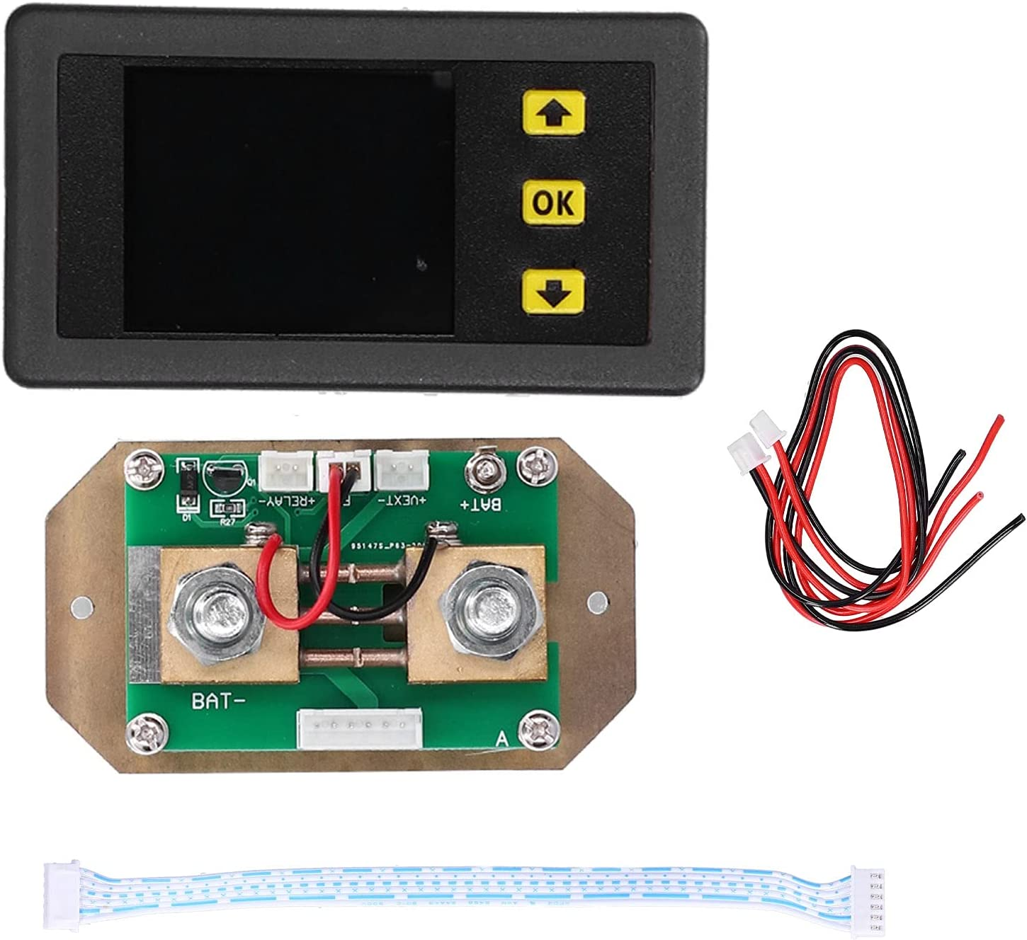 New product type LCD Combination Meter Voltage Monitoring Power Current New Free Shipping Capacity