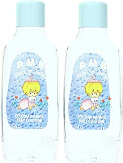 Para Mi Bebe Baby Cologne Family Size 25 oz - Imported From Spain (2 Blue)