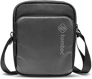 tomtoc Mini Crossbody Bag, 8-inch Small Messenger Bag for iPad Mini 5 4 3 2 1, Galaxy Tab 8.0, Switch Lite Console, iPhon...