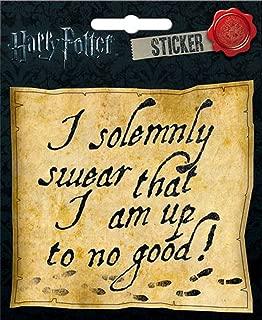 Ata-Boy Harry Potter '.Up to No Good' 4