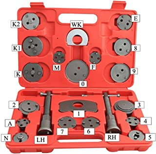 BGS Universal-Bremstrommel-Werkzeug Satz 6 tlg Trommelbremse Bremse Bremsen Set