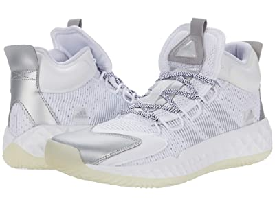 adidas Coll3Ctiv3 2020 Mid (Footwear White/Silver Metallic/Chalk White) Shoes