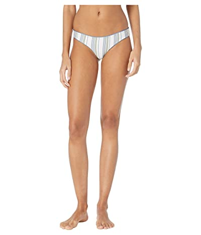 Maaji Silver Sublime Signature Cut Bottoms (Silver Shimmer) Women