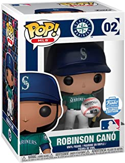 Funko Robinson Cano POP! 02 Limited Edition Variant in Alternate Jersey
