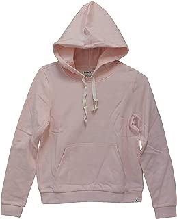 Women's Perfect Fleece Pullover Hoody - Echo Pink Heather