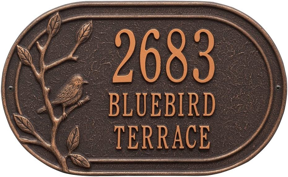 """Spring new work one after another Customized Woodbridge Bird 3 Plaque 16""""W Line OFFicial mail order Address"""