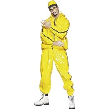 Smiffys de los años 90 TV Star Ali G Style Rapero Disfraces ...
