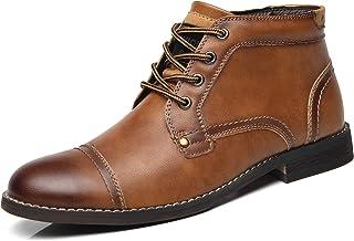 حذاء برقبة برقبة طويلة للرجال من Ork Tree مناسب للارتداء في فصل الشتاء